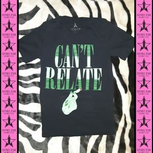 Jeffree Star 420 Cant Relate weed Shirt